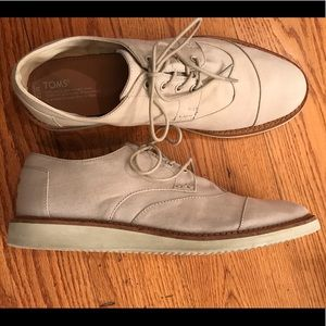 TOMS Oxford